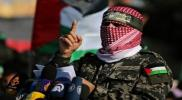 """لقطات غير مسبوقة.. ظهور متحدث """"القسام"""" أبو عبيدة في سلطنة عمان (صور)"""