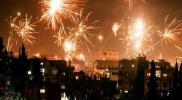 قتلى وجرحى في احتفالات رأس السنة بمناطق النظام