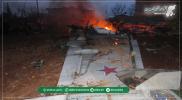 كيف قتل الطيّار الروسي بعد سقوط مقاتله.. وهل تُمهد موسكو لمجازر بإدلب؟ (صورة)