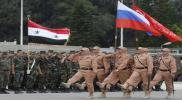 معهد أمريكي يكشف تأثير تدخل روسيا العسكري في سوريا على مكانتها بالشرق الأوسط