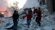ضحايا جدد بقصف ليلي على حلب وإدلب.. والنظام يوسع دائرة التصعيد