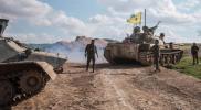 """ميليشيا """"الوحدات"""" تُقدّم عرضًا سريًا لـ""""نظام الأسد"""" شرقي الفرات"""