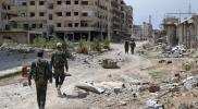 """مجموعات استخباراتية تابعة لإيران بالتنسيق مع """"المخابرات الجوية"""" تُنفِّذ هذه المهمة في الغوطة الشرقية"""