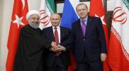 قمة روسية تركية إيرانية حول سوريا بسوتشي.. وإدلب على رأس الأولويات