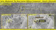 """إيران تتحدى واشنطن.. تنفيذ إجراءات جديدة في مجمع """"الإمام علي"""" بديرالزور"""