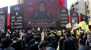 """""""حزب الله"""" يتحدى أمريكا ويعلن شروطه لحكومة لبنان الجديدة"""