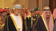 """سلطان عمان يوجه رسالة عاجلة إلى الملك سلمان بعد حادثة مؤسفة هزت أسرة """"آل سعود"""""""