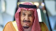 """""""الملك سلمان"""" يشتري لوحه لوالده من رسام سعودي بقيمة قطعتين أرض في شمال الرياض"""