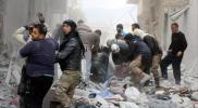 النظام يستبق اجتماع أستانا بارتكاب مجزرة جديدة في ريف إدلب
