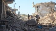 طائرات الاحتلال الروسي ترتكب مجزرة بحق عائلة واحدة جنوب إدلب