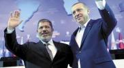 """""""أردوغان"""" ينعي الرئيس المصري السابق ويطلق عليه هذا الوصف"""