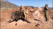 لأول مرة.. الجيش التركي يُدّعم نقاط مراقبته في سوريا بٱليات ومدافع ثقيلة