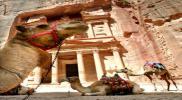 تراجع أعداد السياح في الأردن عام 2015