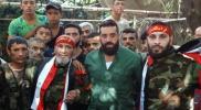 """ميليشيا """"لواء القدس"""" تجند شباب الغوطة الشرقية وتزج بهم على جبهات الساحل"""