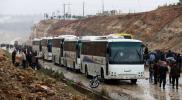 """مصادر تكشف لـ"""" الدرر الشامية"""" إحصائية صادمة عن المُهجَّرين قسريًّا إلى شمال سوريا هذا العام"""