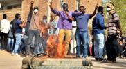 """""""اعتصام رويال كير"""" في السودان يهز """"تويتر"""".. ودعوات للتمسك بالسلمية"""