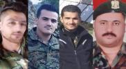 """بينهم رتبة عالية.. توثيق رتب وأسماء قتلى """"جيش الأسد"""" في تفجير درعا"""