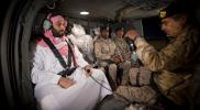 """طلب عاجل ومفاجئ من الرئيس الفرنسي لـ""""بن سلمان"""" و""""بن زايد"""" بشأن حرب اليمن"""