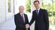 """""""بوتين"""" يوجه دعوة للمعارضة السورية.. ويعتبر بشار الأسد """"قدوة"""""""