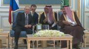 """""""الملك سلمان"""" يعلن لـ""""بوتين"""" موقفه من سياسة روسيا في سوريا"""
