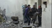 إدلب تباد... سقوط عشرات الضحايا والقصف الجوي يطال مناطق جديدة في حلب