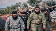 """""""أحرار الشام"""" تعين قائدًا عامًا جديدًا خلفًا لـ """"حسن صوفان"""""""