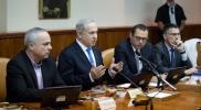 """شاهد.. صورة اجتماعٍ للحكومة تثير ضجة كبرى بـ""""إسرائيل"""""""