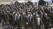 إيران تشيد أكبر قاعدة عسكرية في سوريا