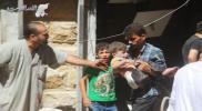 61 ضحية مدنية يوم الخميس على يد تنظيم الدولة والتحالف ونظام الأسد