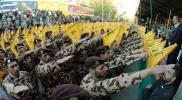 الثورة السورية المباركة تكشف أكذوبة نصر اللات وحزبه حزب اللات