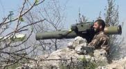 بصواريخ موجهة.. قتلى وجرحى من قوات الأسد على جبهات إدلب وحماة
