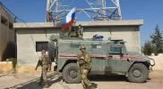 إجراء مفاجئ.. القوات الروسية تخلي قاعدة عسكرية قرب حلب