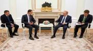 """بُعيد لقائه ببشار الأسد في موسكو.. """"فلاديمير بوتين"""" يخضع للحجر الصحي"""