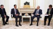 """باحثة أمريكية: موسكو توجه رسالة لواشنطن من خلال لقاء الأسد """"بوتين"""""""