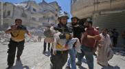 """""""منسقو الاستجابة"""" يطالب بحماية المدنيين شمال حماة وجنوب إدلب"""