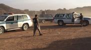 على طريقة أفلام هوليود .. مطاردة مثيرة بين دورية للشرطة في السعودية وسيارة تنتهي بكارثة (فيديو)