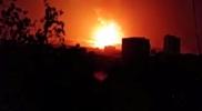 ضحايا مدنيين في غارات مجهولة تستهدف مراكز لتكرير النفط شمال حلب.. هذه تفاصيل الهجوم