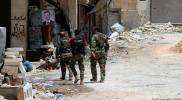 إغلاق طرق ووضع متاريس.. النظام يحاصر الغوطة الشرقية ومجددًا وعناصر استخباراته تنتشر بالمنطقة