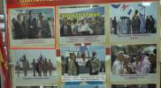 """شاهد.. فضيحة مذلة لـ""""الأسد"""" داخل قاعدة حميميم الروسية"""