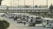 """""""محلي حرستا"""" يوضح آخر التطورات بشأن عملية تهجير أهالي المدينة"""