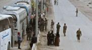 """كشف حقيقة تفجير النظام لـ""""باص"""" في حرستا أثناء تهجير ثوارها"""