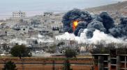 غارات جوية مكثفة على ريفي حلب وإدلب بعد محادثات أردوغان وبوتين