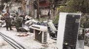 """الإعلان عن فيلم قصير يسلط الضوء على ظاهرة """"التعفيش"""" في سوريا"""