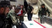 قتلى وجرحى من لواء القدس الفلسطيني في صحراء حمص.. ماعلاقة تنظيم الدولة