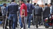 إحصائية صادمة لعدد المعاقين في مدينة الرقة جراء اصابتهم خلال المعارك السابقة