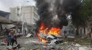 """ضحايا مدنيون جراء سلسة تفجيرات مجهولة ضربت مناطق """"درع الفرات"""" في حلب"""