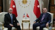 """اتفاق """"تركي - أمركي"""" على إيقاف مؤقت لعملية """"نبع السلام"""" في سوريا.. هذه التفاصيل"""
