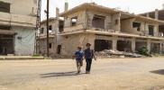 """نظام الأسد يخرق """"وقف إطلاق"""" في حماة ويوقع عدة جرحى من المدنيين"""