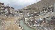 نظام الأسد يعاقب أبناء منطقة وادى بردى بطريقة غير متوقعة