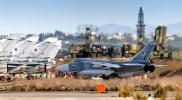 """طائرات مسيرة تستهدف قاعدة """"حميميم"""" الروسية"""